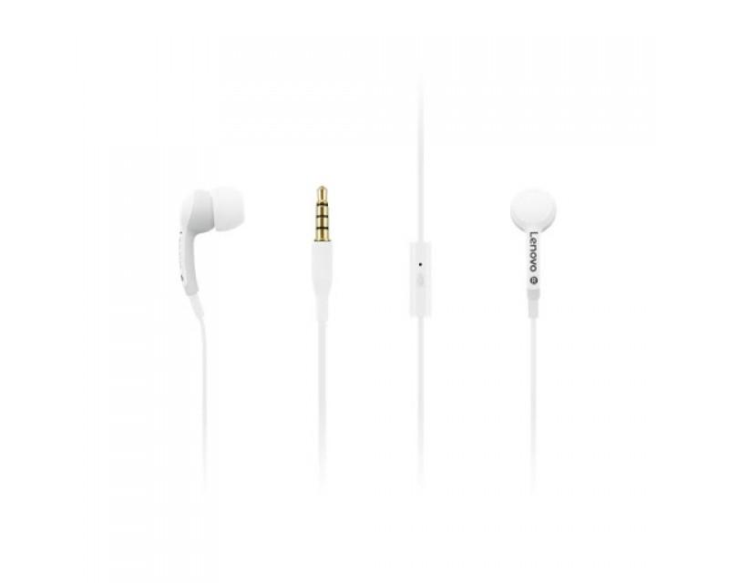 AURICULAR LENOVO 100 IN-EAR WHITE