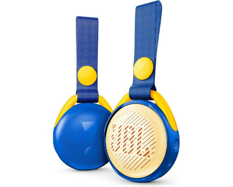 PARLANTE JBL BT JR POP AZUL