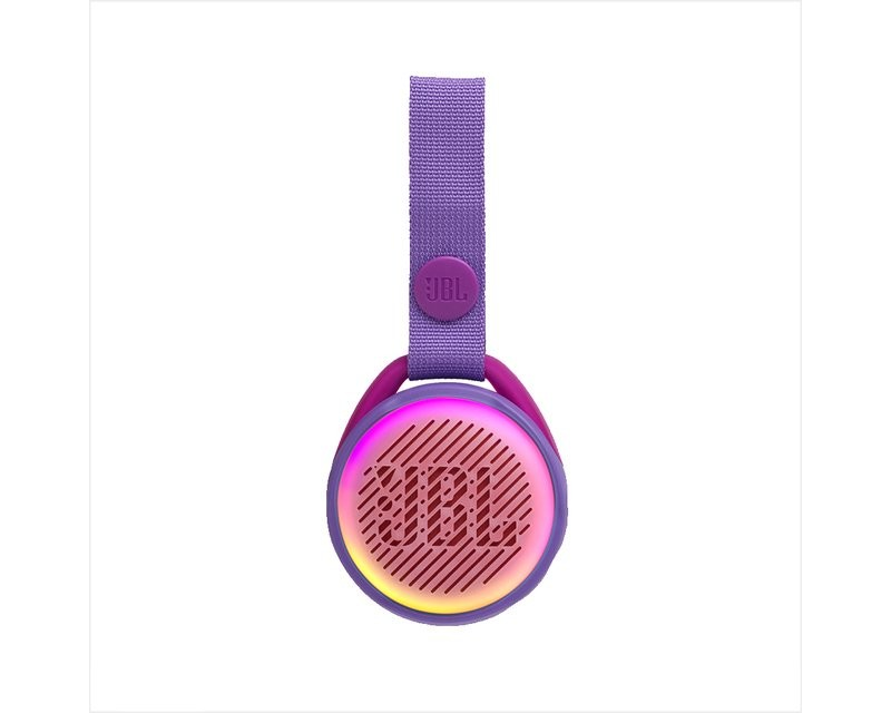PARLANTE JBL BT JR POP VIOLETA
