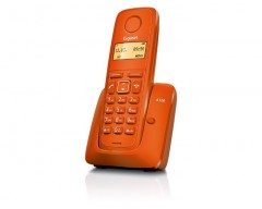 TELEFONO GIGASET A120 INALAMBRICO ORANGE