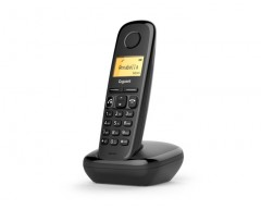 TELEFONO GIGASET A270 INALAMBRICO BLACK