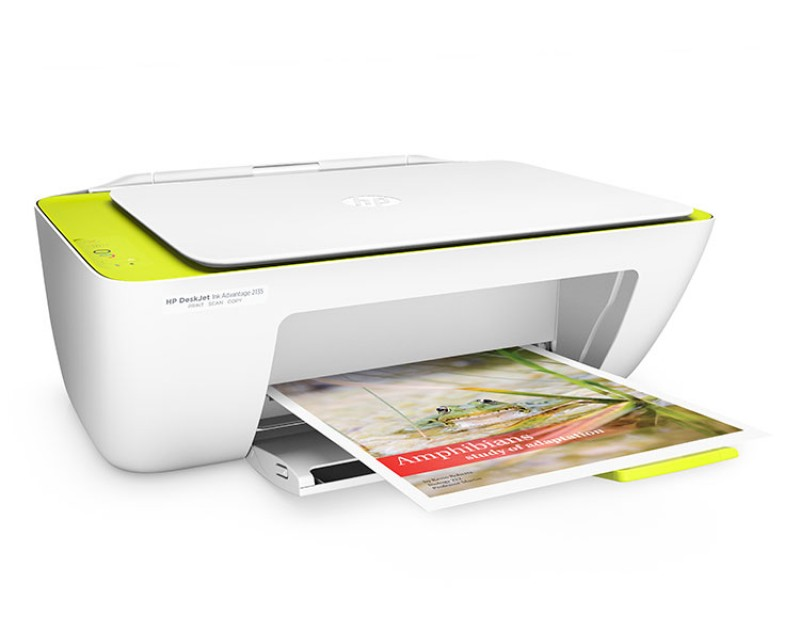 IMPRESORA MF HP DESKJET ADVANTAGE 2135