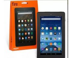 TABLET AMAZON FIRE 7 1GB 16GB BLACK FIRE OS