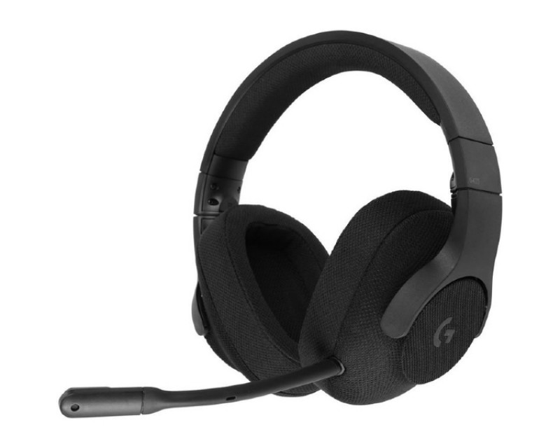 AURICULARES C/ MIC LOGITECH G433 7.1 BLACK PC PS4 XBOX SWITCH MOBILE