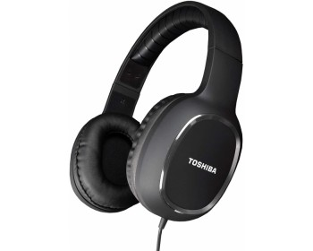 AURICULAR TOSHIBA SLICK SERIES OVER EAR NEGRO RZE-D160H