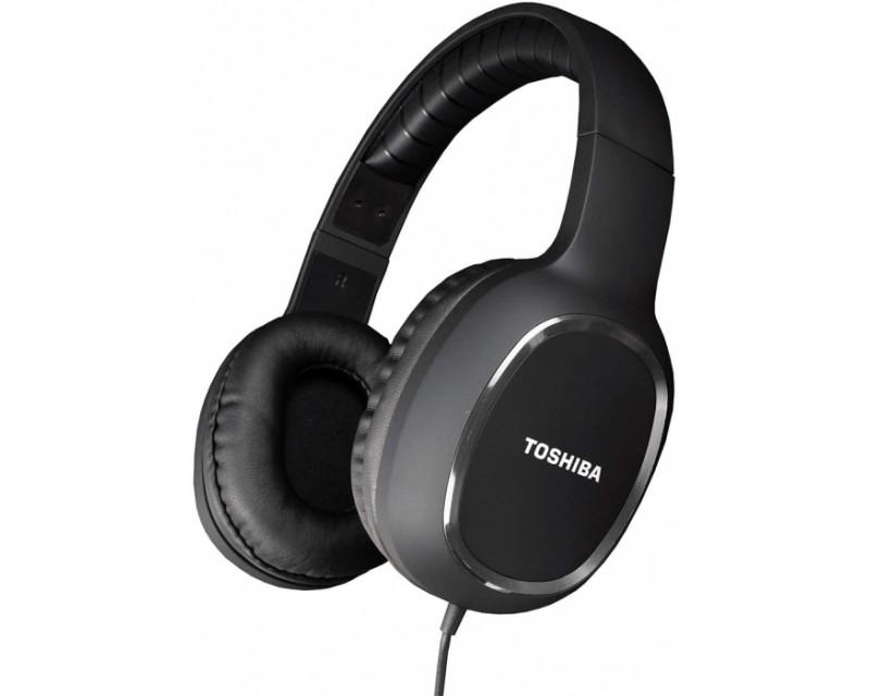AURICULAR TOSHIBA SLICK SERIES OVER EAR NEGRO RZE-D160H