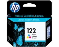 CARTUCHO HP 122 COLOR ORIGINAL 2ML