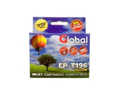 CARTUCHO ALT GLOBAL EPSON T195C T196C 10ML CIAN
