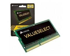 MEMORIA SODIMM DDR3 4GB 1333MHZ CORSAIR VALUE