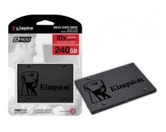 DISCO SSD 240GB KINGSTON A400 10X