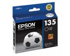 CARTUCHO EPSON 135 NEGRO - P/ EPSON STYLUS T22,25 TX120,123,125,420W OF T320F