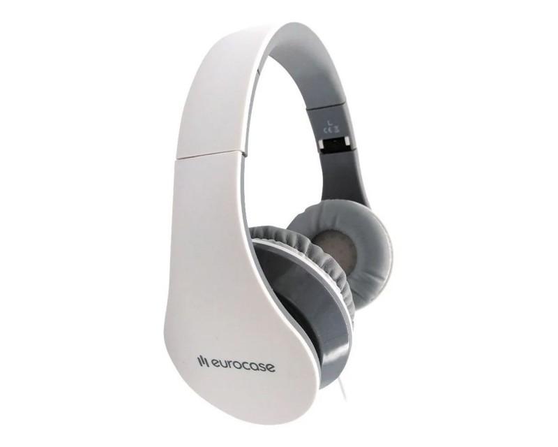 AURICULAR CON MIC EUROCASE OVER EAR CALI EUHP-321