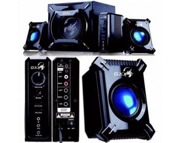 PARLANTES GENIUS SW-G2.1 2000 BLACK