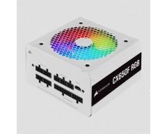 FUENTE CORSAIR CX650F 650W 80 PLUS BRONZE MODULAR RGB WHITE