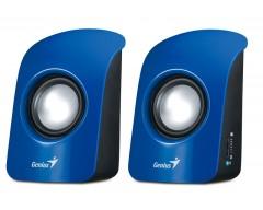 PARLANTE GENIUS SP-U115 USB BLUE PARA NOTEBOOK