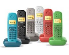 TELEFONO GIGASET A270 INALAMBRICO UMBRA
