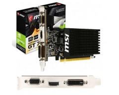 PLACA DE VIDEO MSI GT710 1GB DDR3 HDMI