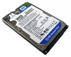 DISCO RIGIDO 500GB NOTEBOOK WD BLUE