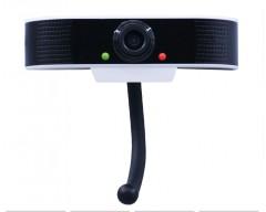 WEBCAM WC 1080P USB + MIC WHITE