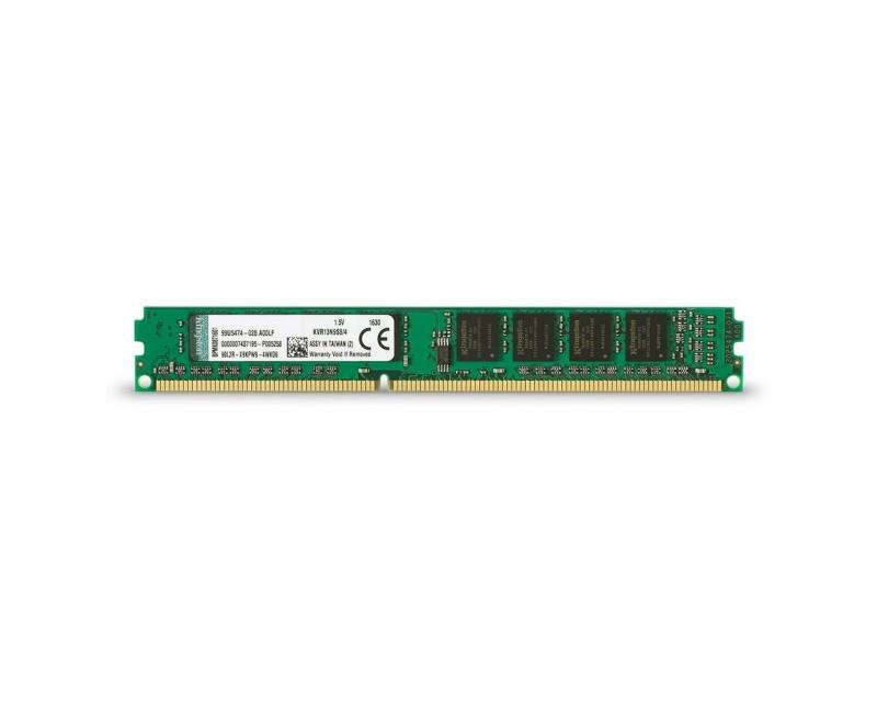 MEMORIA KINGSTON 4GB 1333 DDR3 KVR13N9S8/4