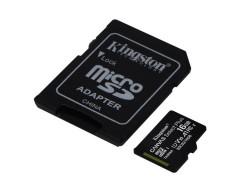 MEMORIA MICRO SD 256GB KINGSTON UHS-I 100MBPS CANVAS