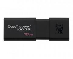 PENDRIVE 32GB KINGSTON 3.0 DT100 - NEGRO