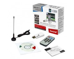 RECEPTOR DE TV DIGITAL KWORLD USB UB400-I
