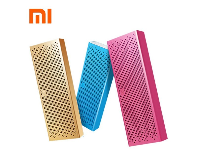 PARLANTE XIAOMI MI SPEAKER BLUETOOHT LIGHT BLUE