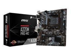 MOTHER MSI A320M PRO-M2 V2 AM4