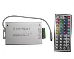 CONTROLADOR LED RGB NISUTA NS-RCRGBIR180 CONTROL REMOTO 144W