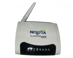 WL AP CLIENT ROUTER NISUTA NS-WIR150N2 REPETIDOR
