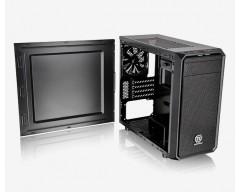 GABINETE THERMALTAKE VERSA H15 TG MICRO CASE BLACK S/FUENTE
