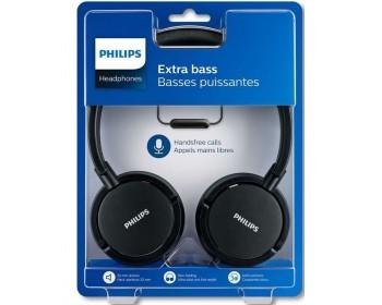 AURICULAR PHILIPS SHL5005/00 ON EAR DJ NEGRO