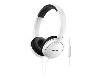 AURICULAR PHILIPS SHL5005WT/00 ON EAR DJ BLANCO
