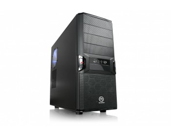 GABINETE TT V3 MID TOWER BLACK S/FUENTE