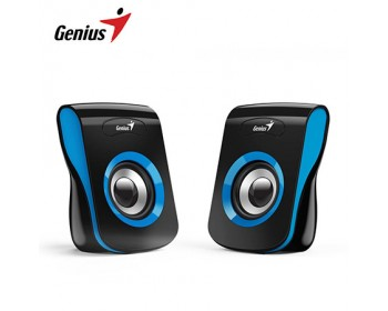PARLANTE GENIUS SP-Q160 USB BLUE