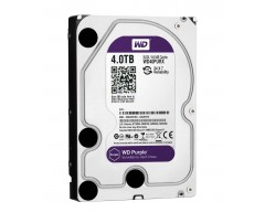 DISCO RIGIDO WD SATA 4TB PURPLE SURVEILLANCE